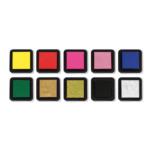Festékpárna készlet - 1-10 szín
