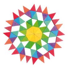 Kirakós fajáték - Nyolcszög - waldorf