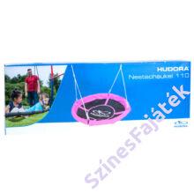 Hudora fészekhinta - 110 cm rózsaszín-72148