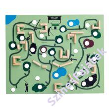 Labirintus - fejlesztő fajáték