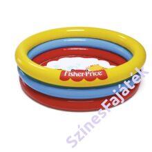 Bestway felfújható Fisher Price játékmedence - labdás