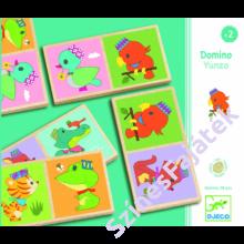 Djeco - Yunzo dominó - 28 darab