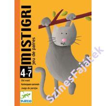 Djeco Mistigri - kártyajáték  gyerekeknek