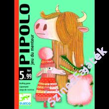 Djeco - Pipolo - Kártyajáték gyerekeknek