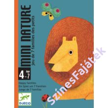 Djeco Egy kis természet - kártyajáték gyerekeknek