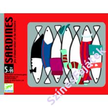 Djeco - Sardines - Memóriajáték