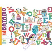 Djeco Batamo - kártyajáték gyerekeknek