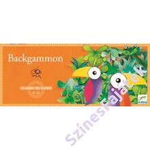 Djeco Backgammon - társasjáték