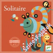 Djeco Solitarie - Logikai társasjáték