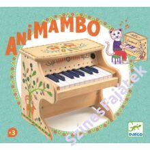 Djeco Elekromos zongora - fajáték