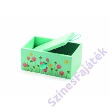 Djeco - Virágzó kert tárolószekrényke