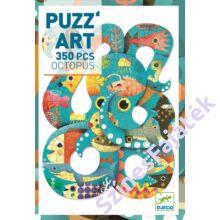 Djeco Octopus - művészi kirakó játék