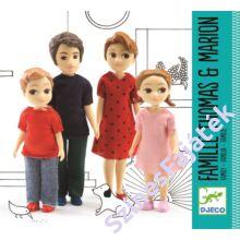 Djeco A család - The family of Thomas & Marion 7810