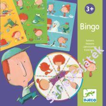 Djeco Bingó - évszakok - fejlesztő játék