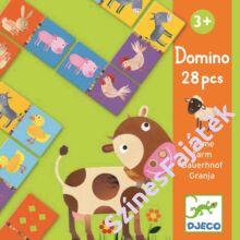 Djeco A farm állatai - fejlesztő játék