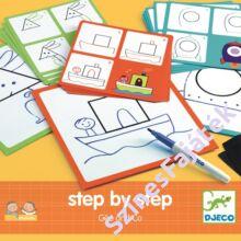Djeco Lépésről lépésre - Primo -készségfejlesztő játék