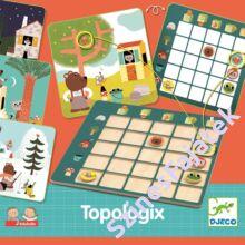 Djeco Topologix - fajáték