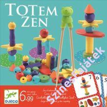 Djeco Totem Zen - társasjáték