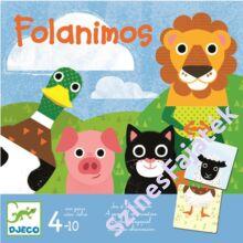 Djeco Folanimos - társasjáték
