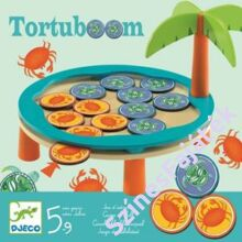 Djeco Tortuboom - társasjáték
