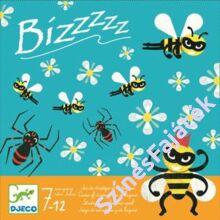 Djeco Bizzzzz - társasjáték