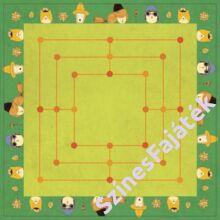 Djeco Klasszikus Társasjáték készlet 20 játékkal