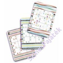 Djeco mini logikai játék - Sudoku