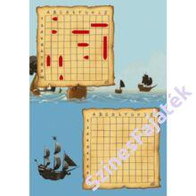 Djeco mini logikai játék - Torpedó