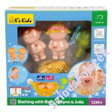 K's Kids fürdőjáték - Wayne és Júlia