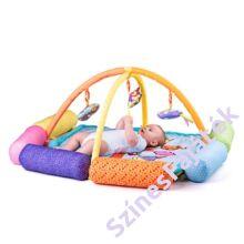 Niny játszószőnyeg babáknak - párnákkal