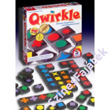 Qwirkle- logikai társasjáték