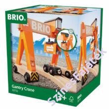 Brio állványdaru