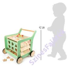 fa járássegítő babáknak Legler
