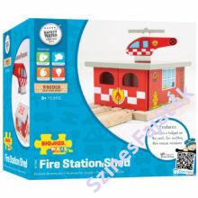 favonat kiegészítő tűzoltó állomás