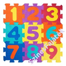 Habszivacs puzzle számokkal