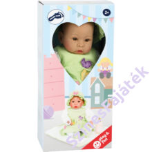 Játék baba kiegészítőkkel