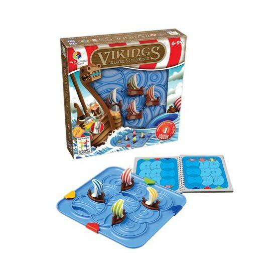 Vikingek - logikai játék - smart games-SG15880-182