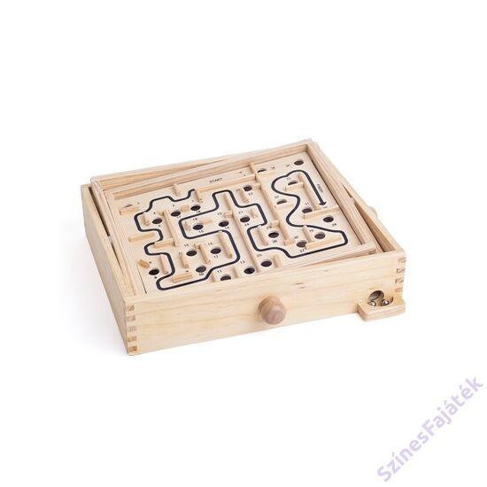 labirintus ügyességi játék