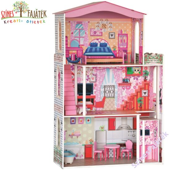 babaház barbie