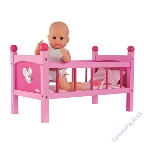 játék babaágy