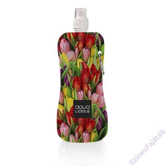 Kulacs - BPA mentes - 0,4L - Tulip-AL-035