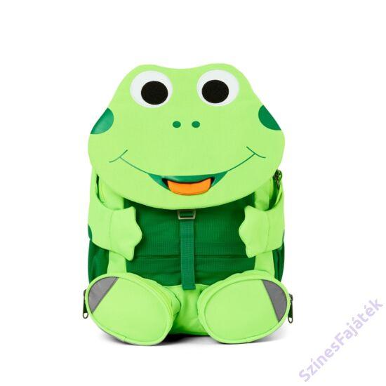 Affenzahn  ovis hátizsák -Neon a béka