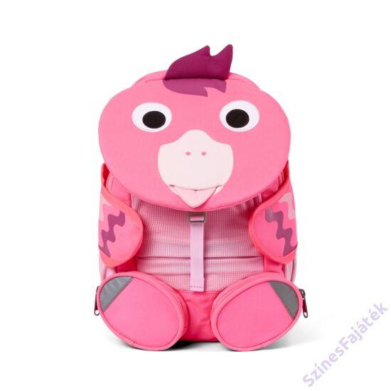Affenzahn bölcsis hátizsák - Neon a flamingó