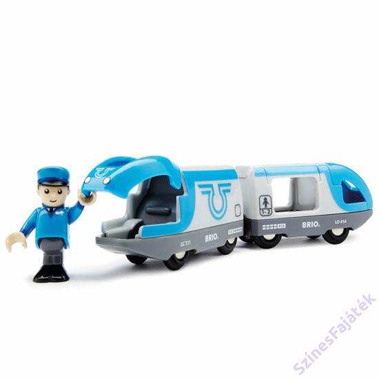 Brió elemes utaszállító vonat