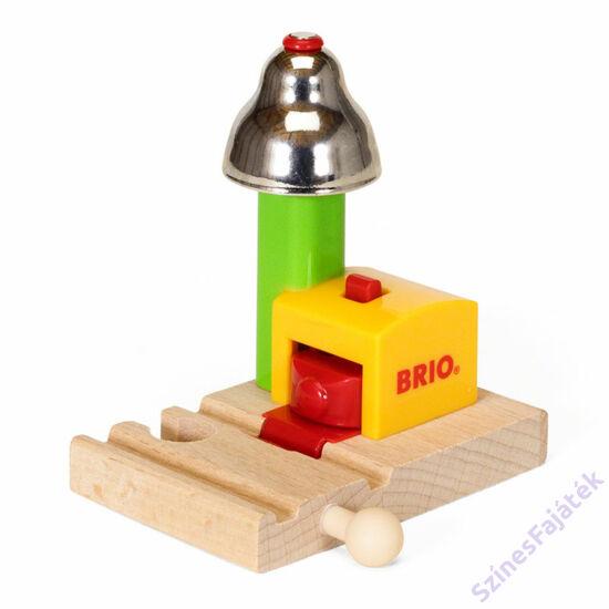 Brio elhaladást jelző csengő - favonat kiegészítő