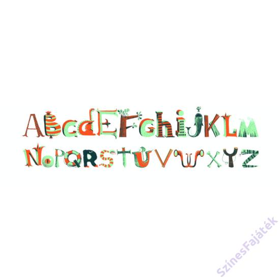 Falmatrica - Kalózos ABC