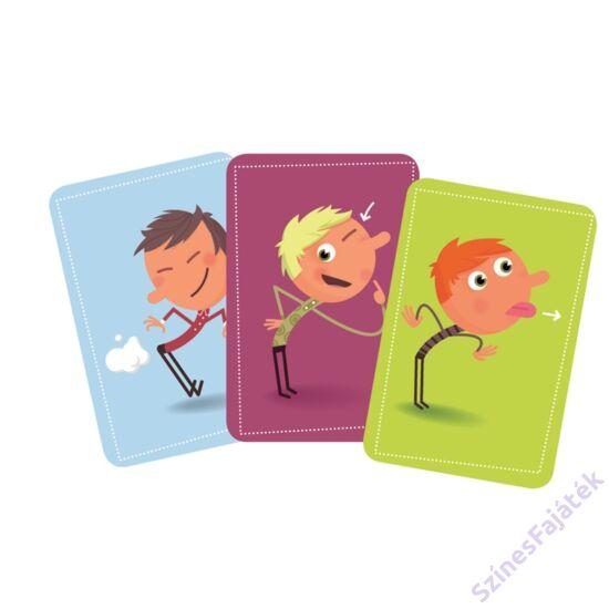 Djeco Tip Top Clap - kártyajáték gyerekeknek