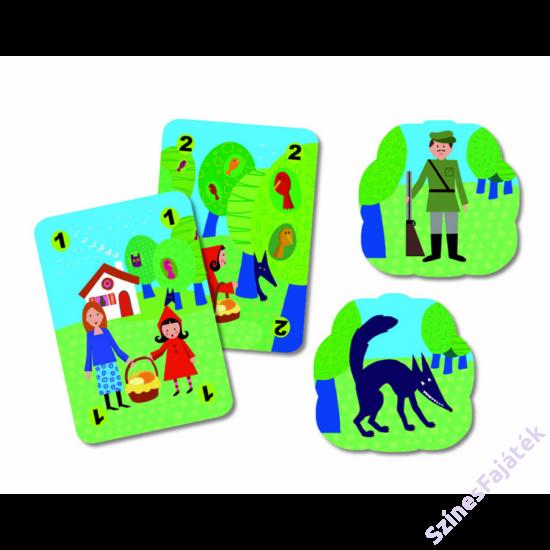 Djeco Méchanlou kártyajáték