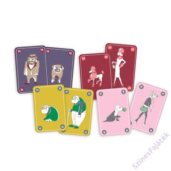 Djeco Pitit-kem's - kártyajáték gyerekeknek