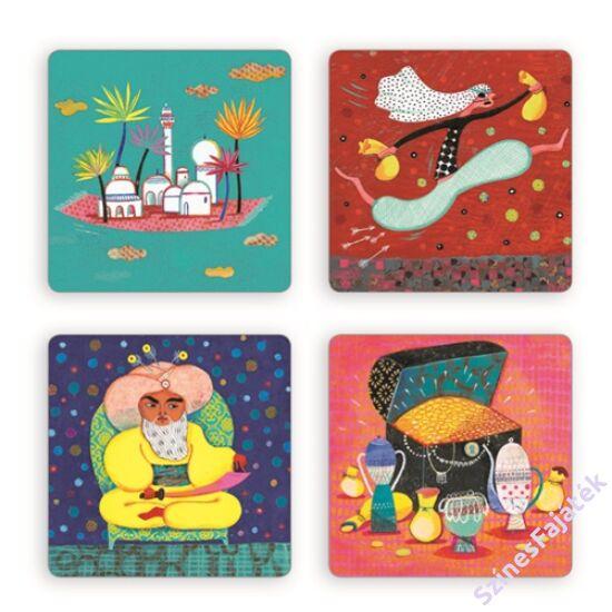 Djeco Deserto - kártyajáték gyerekeknek